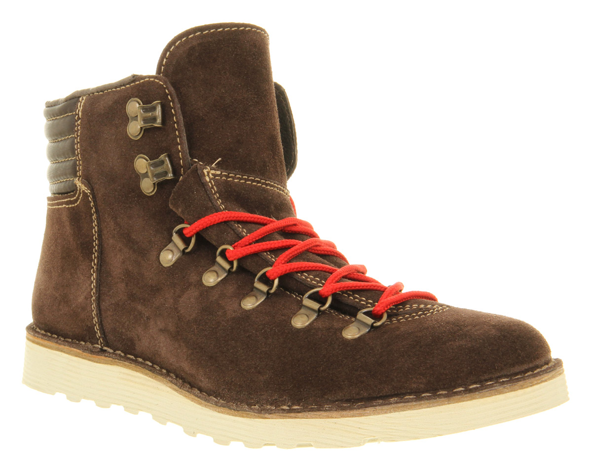 Mens-Ask-The-Missus-Famous-Hiker-Brown-Suede-Boots