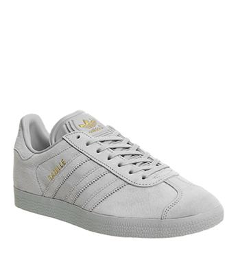 adidas Originals Gazelle OG Grey Gold