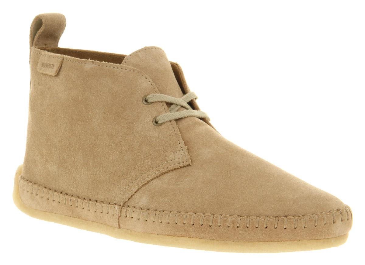 Mens Clarks Originals Drille Chukka Boot Sand Suede Boots | eBay