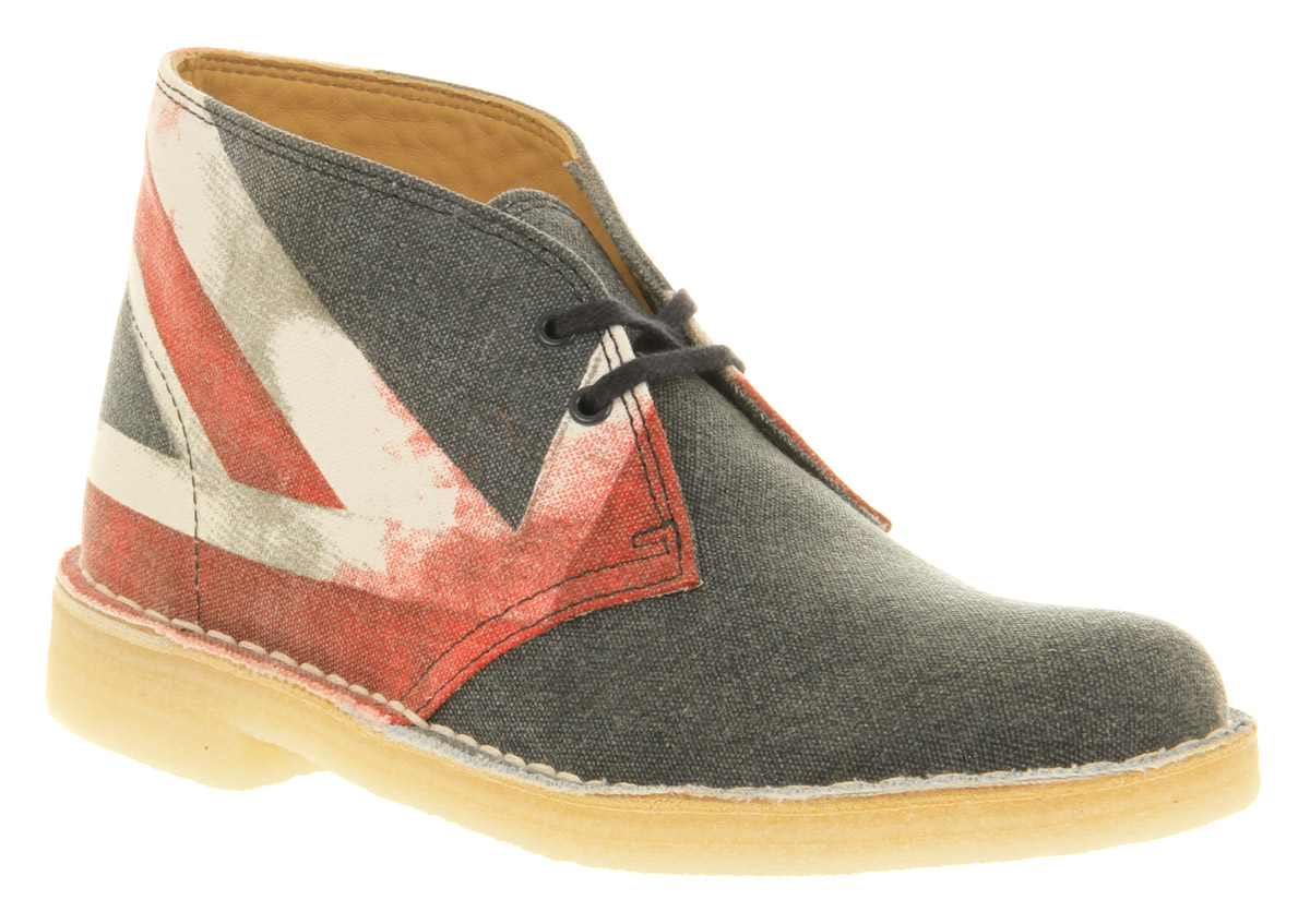 Womens-Clarks-Originals-Desert-Boot-Union-Jack-Cnvs-Boots