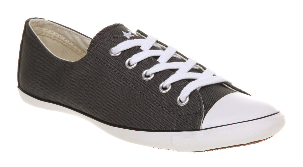Buy It Women's Converse Ct Lite Ox Charcoal St Shoes