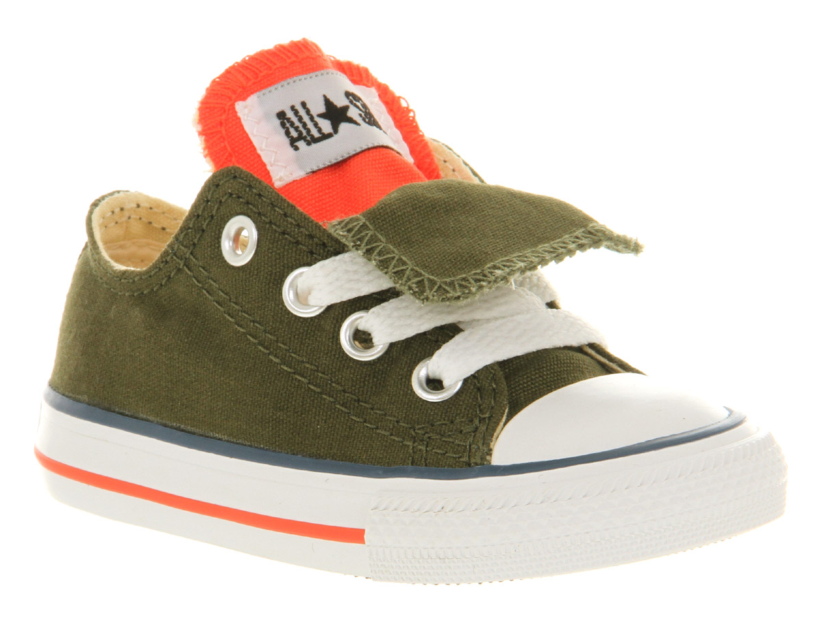 Kids-Converse-Double-Tongue-Ox-Low-Kids-12-Months-Khaki-red-Smu-Kids