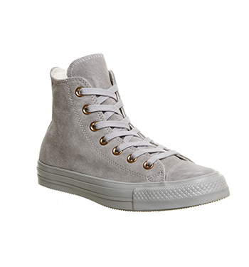 grey suede converse rose gold