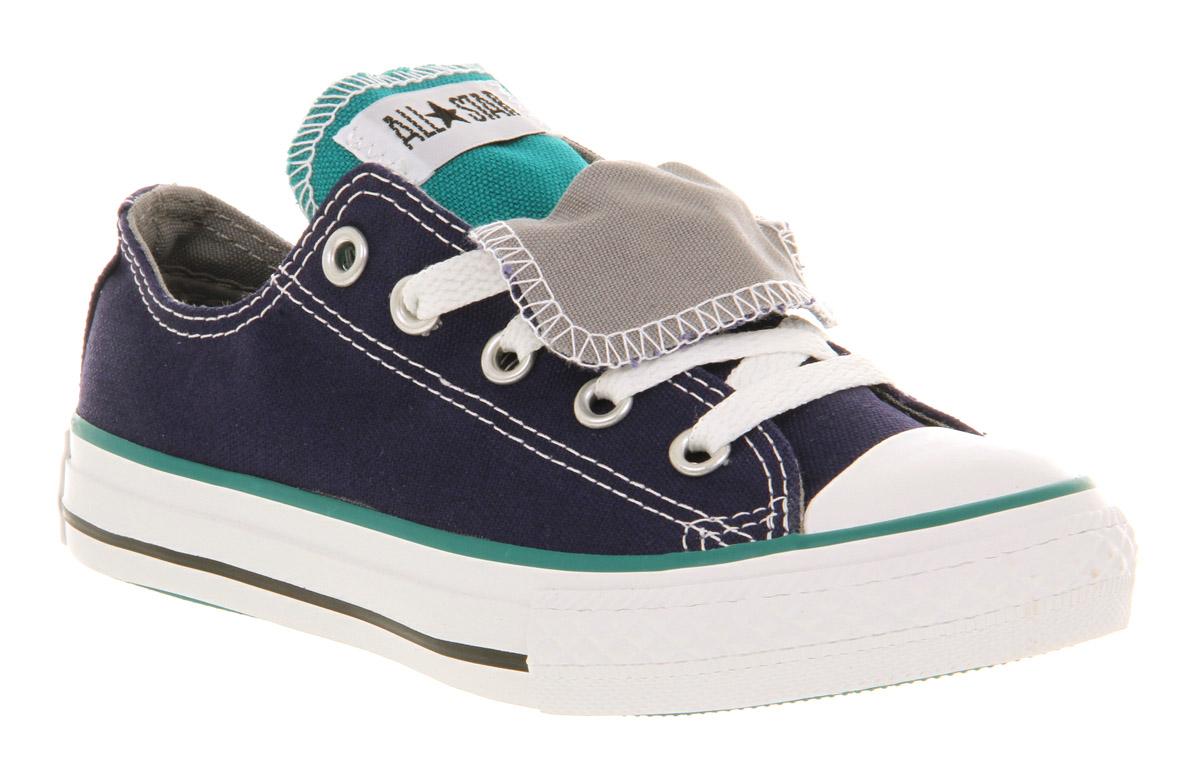 Converse Kids Shoes Double Tongue