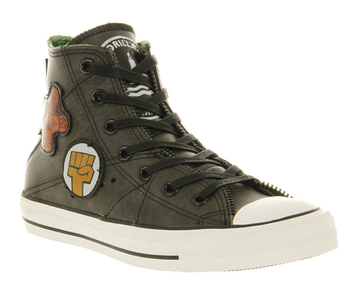 Gorillaz Converse Shoes For Sale