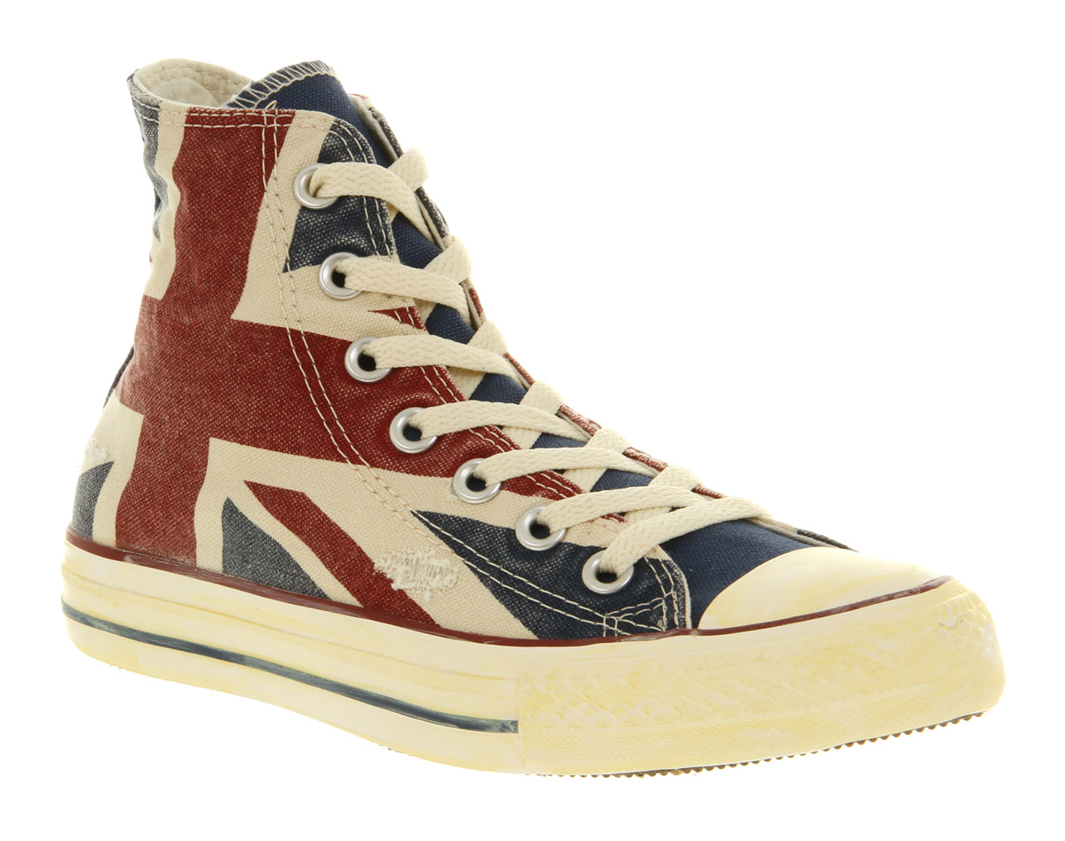 Converse-All-Star-Hi-Vintage-Union-Jack-Excl-Trainers-Shoes