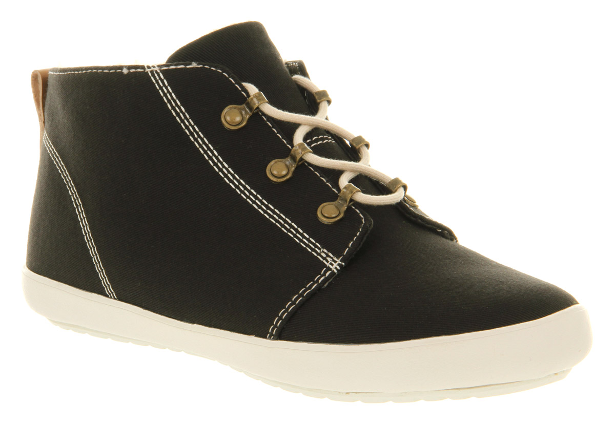 Womens Fred Perry Globe Blk Parchcoat Twl Trainers Shoes | eBay
