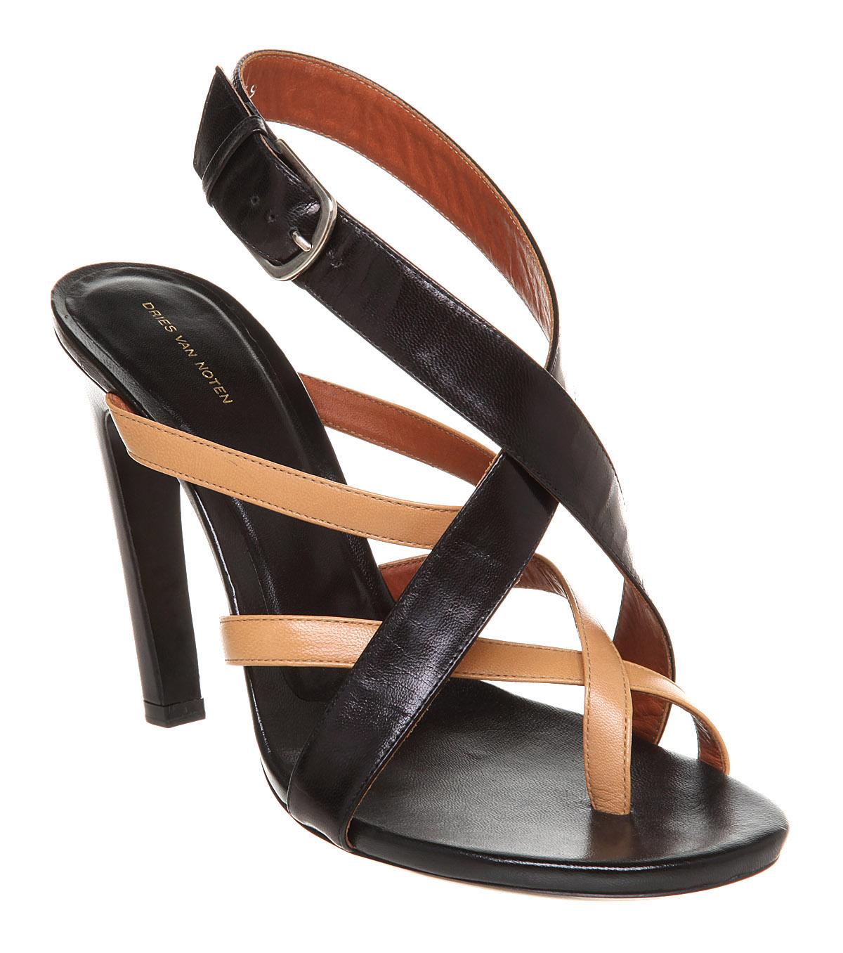 Dries Van Noten S S  Womens Shoes