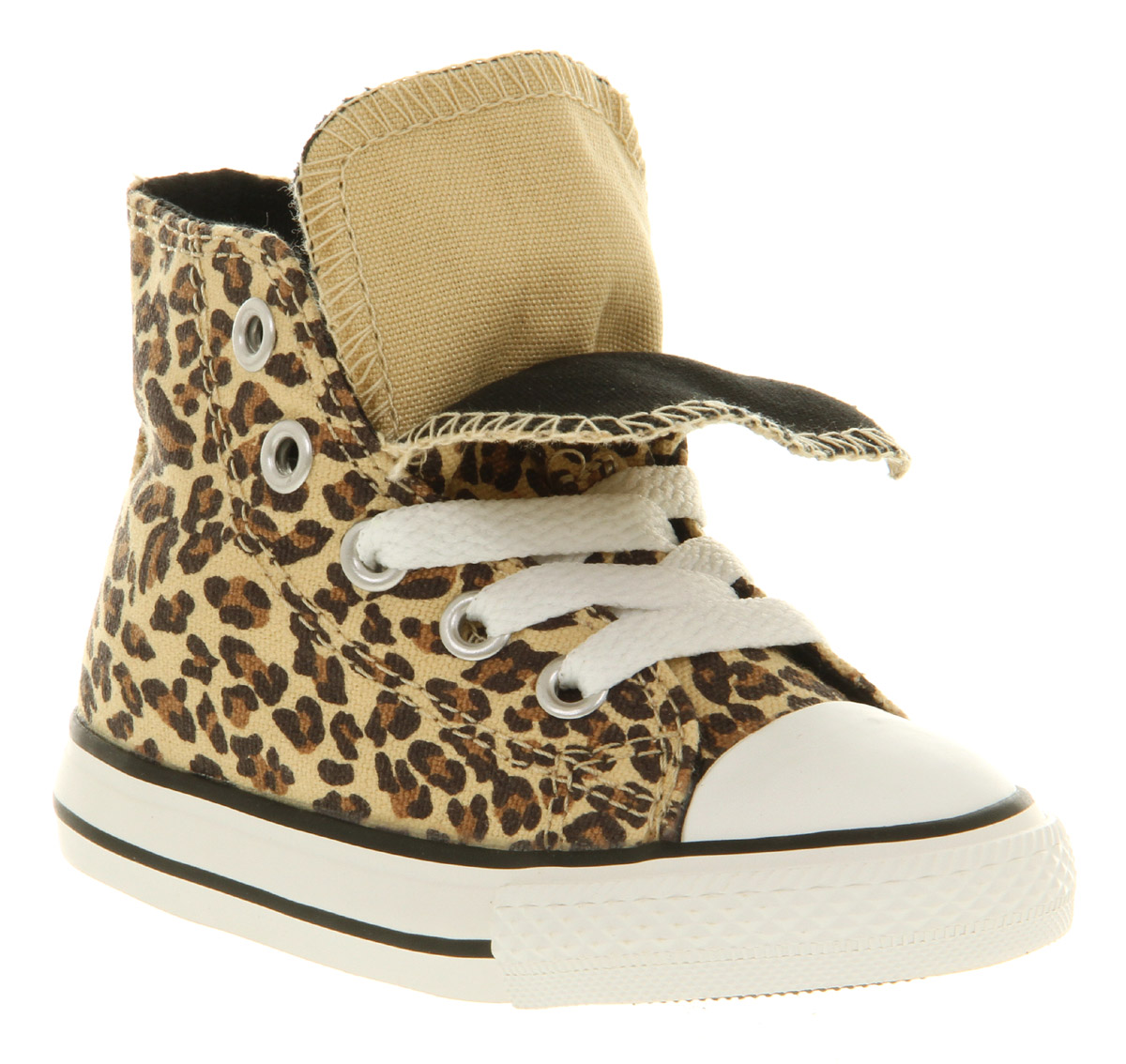 converse for kids. image is loading kids-converse-double-tongue-hi-infant-leopard-kids converse for kids p