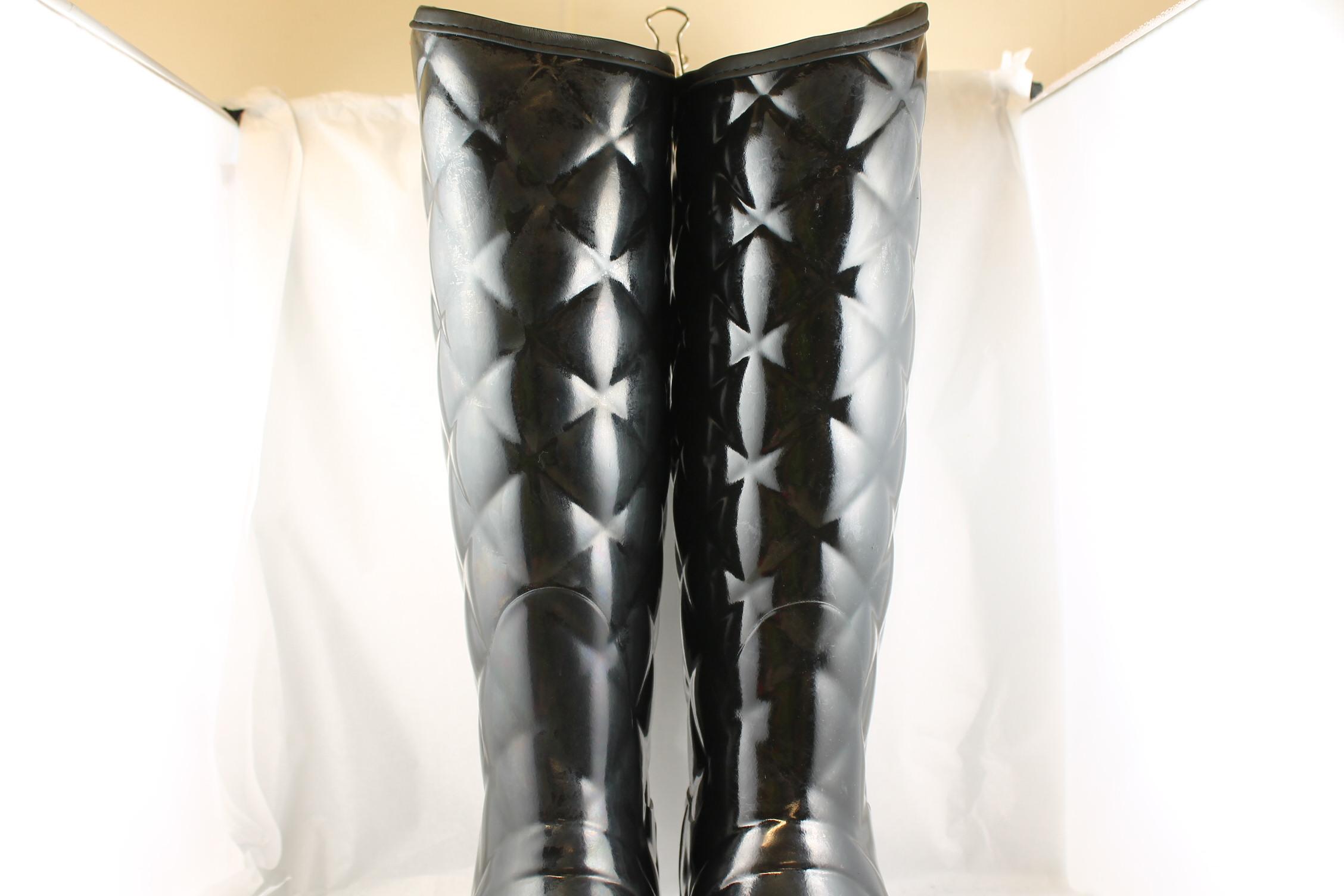 Amazing Hunter UK  Women39s Sandhurst Savoy Equestrian Wellington Boots