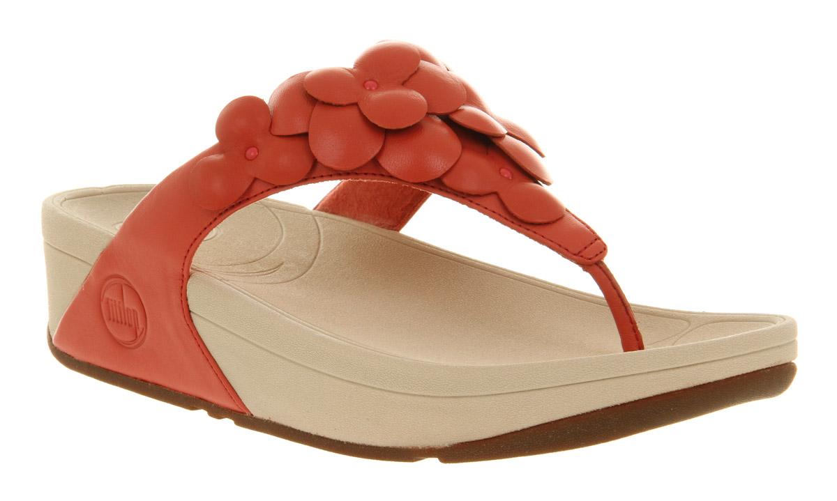 Womens-Fit-Flop-Fleur-Fitness-Sandal-Mineral-Red-Sandals