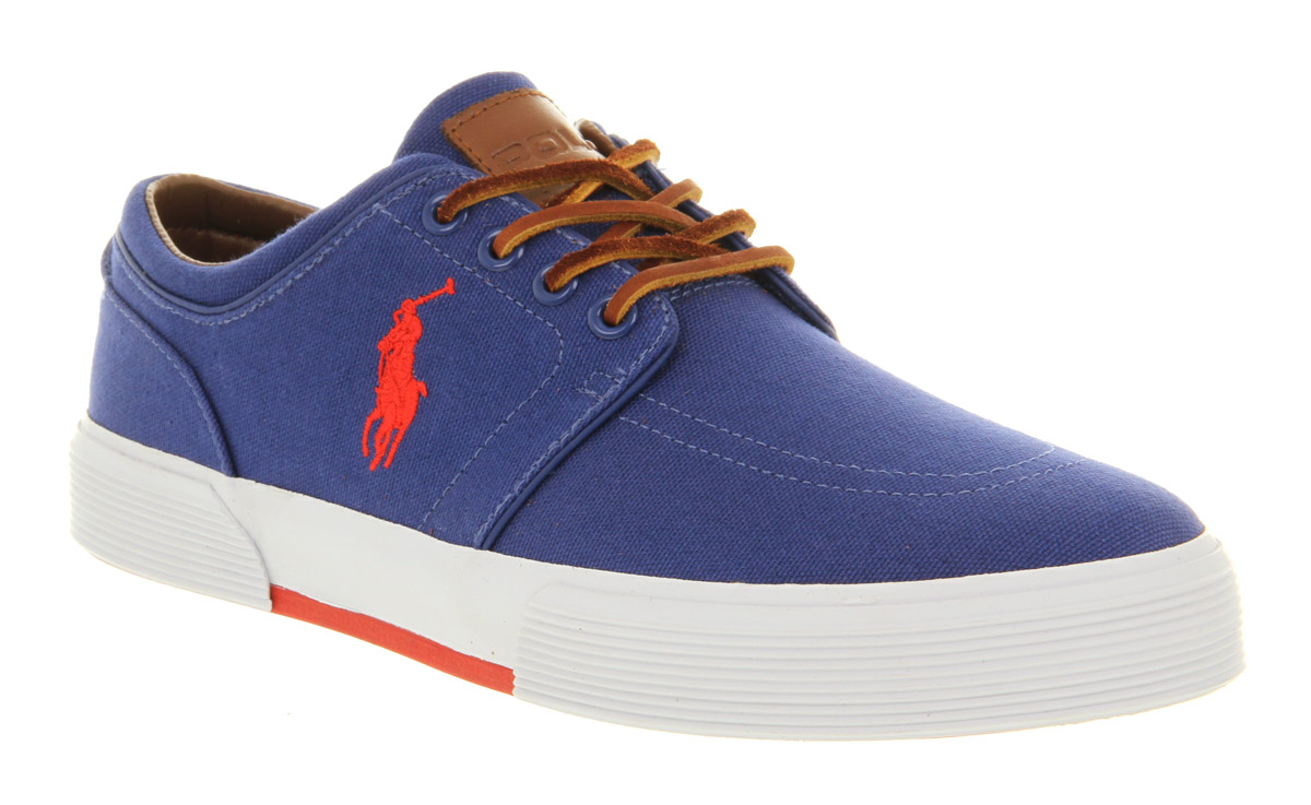 polo mens shoes