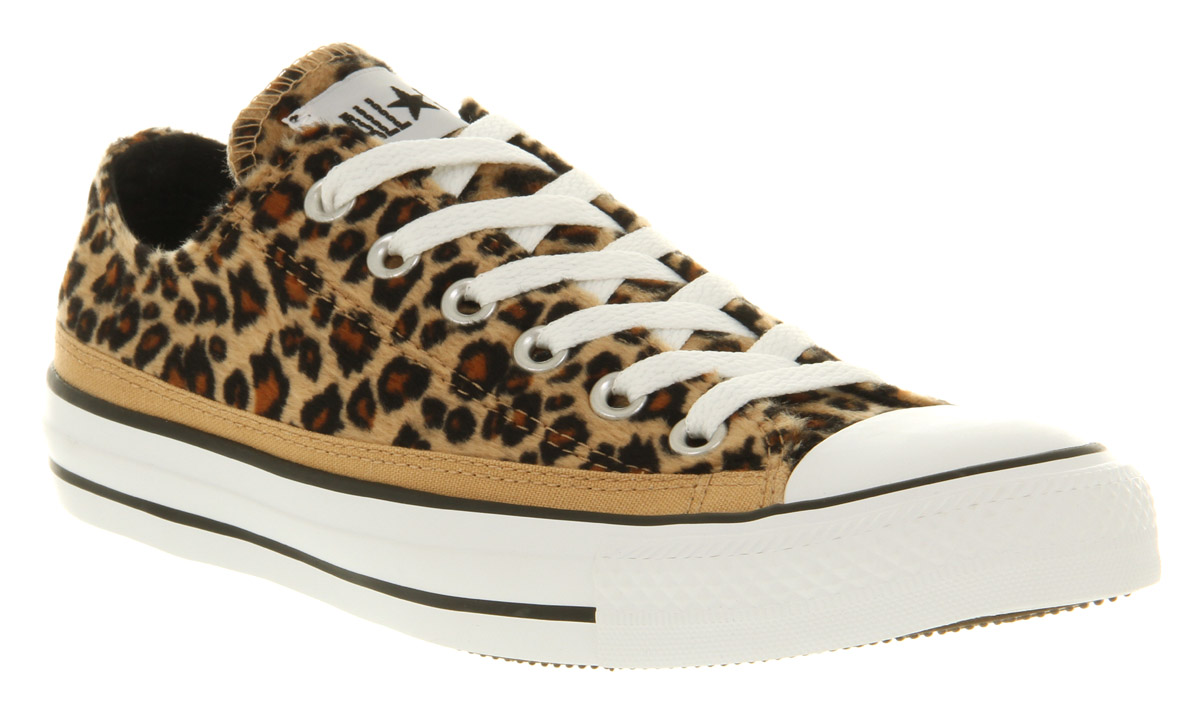 Converse-All-Star-Ox-Low-Leopard-Print-Faux-Fur-Smu-Trainers-Shoes