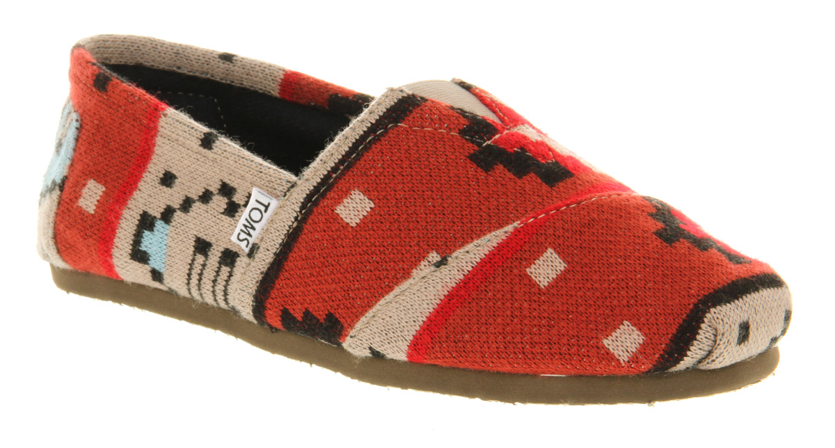 red toms mens