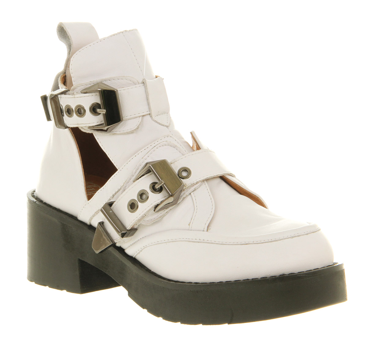New Lower Prices Skechers Starship Buckle Detail Faux Shearling Boots - Womens Shoes & Boots