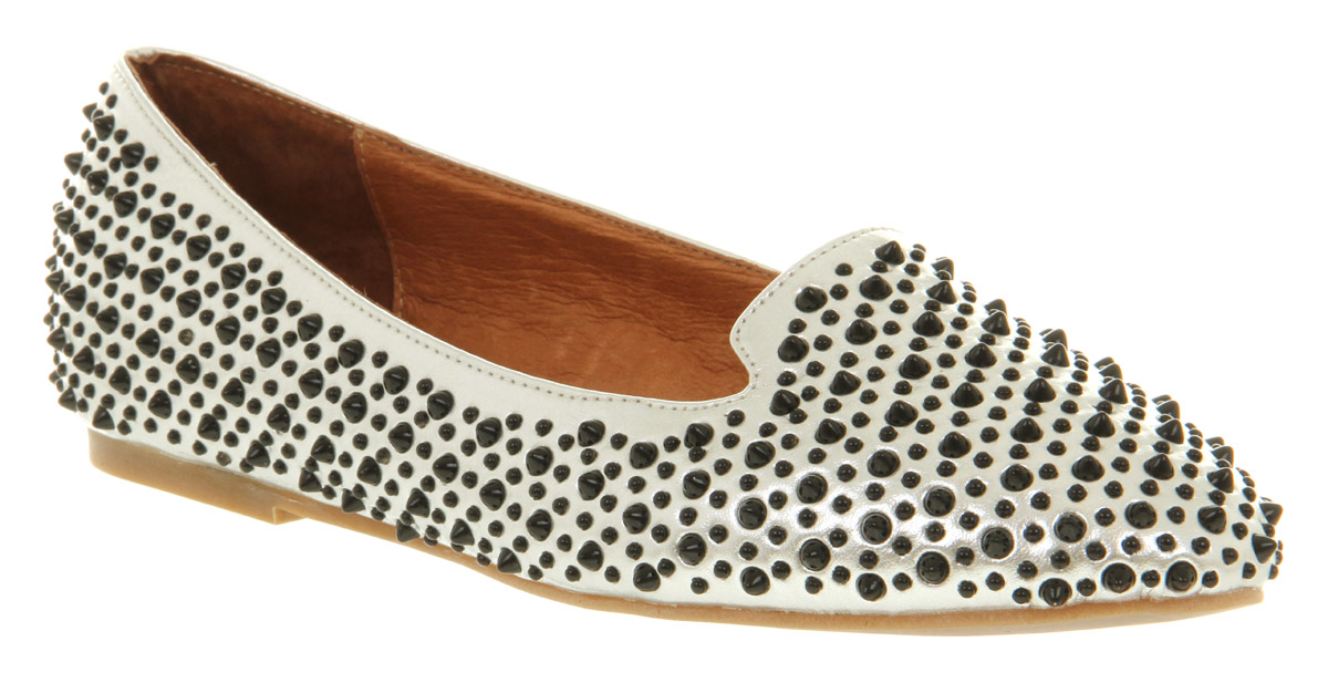 Womens-Jeffrey-Campbell-Martini-Metallic-Flats-CORE