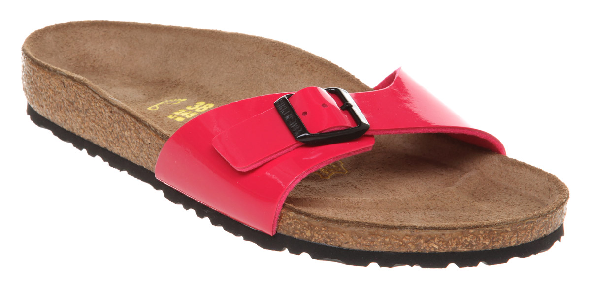 Birkenstock-Madrid-1-Bar-Mule-Rose-Pink-Patent-Sandals
