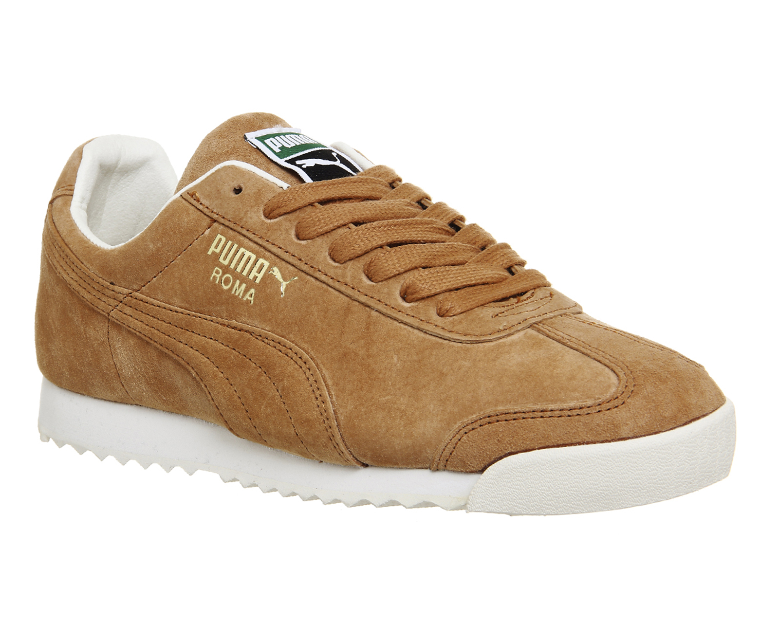 Puma-Roma-SAND-OFF-WHITE-Trainers-Shoes
