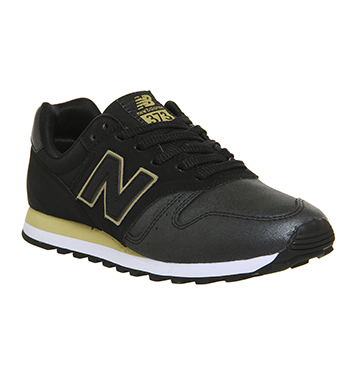 mens new balance 373 black