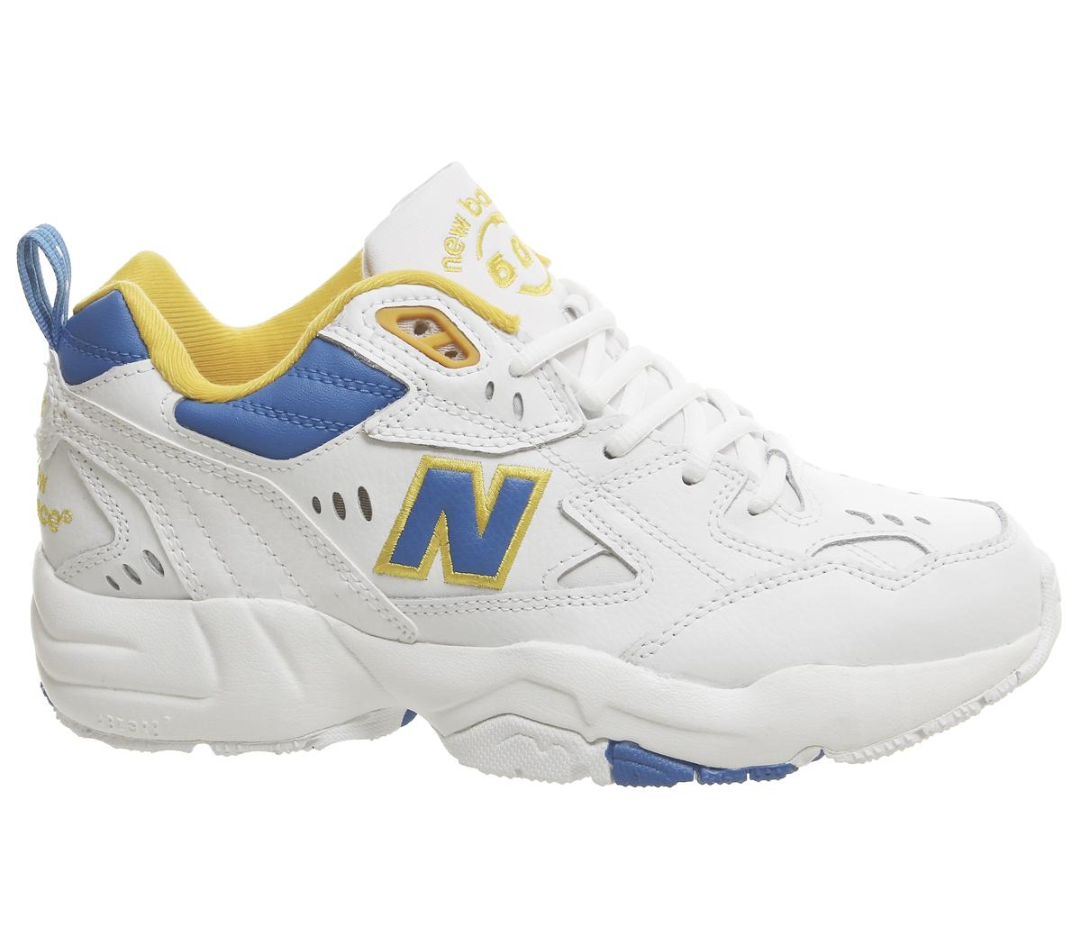 new balance 608 jaune bleu online