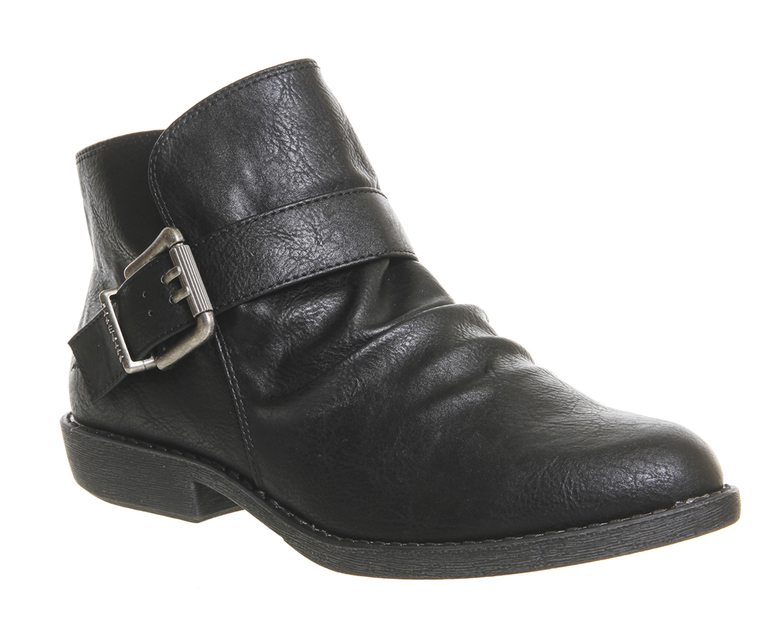 womens blowfish aeon ankle boot black ranger boots ebay