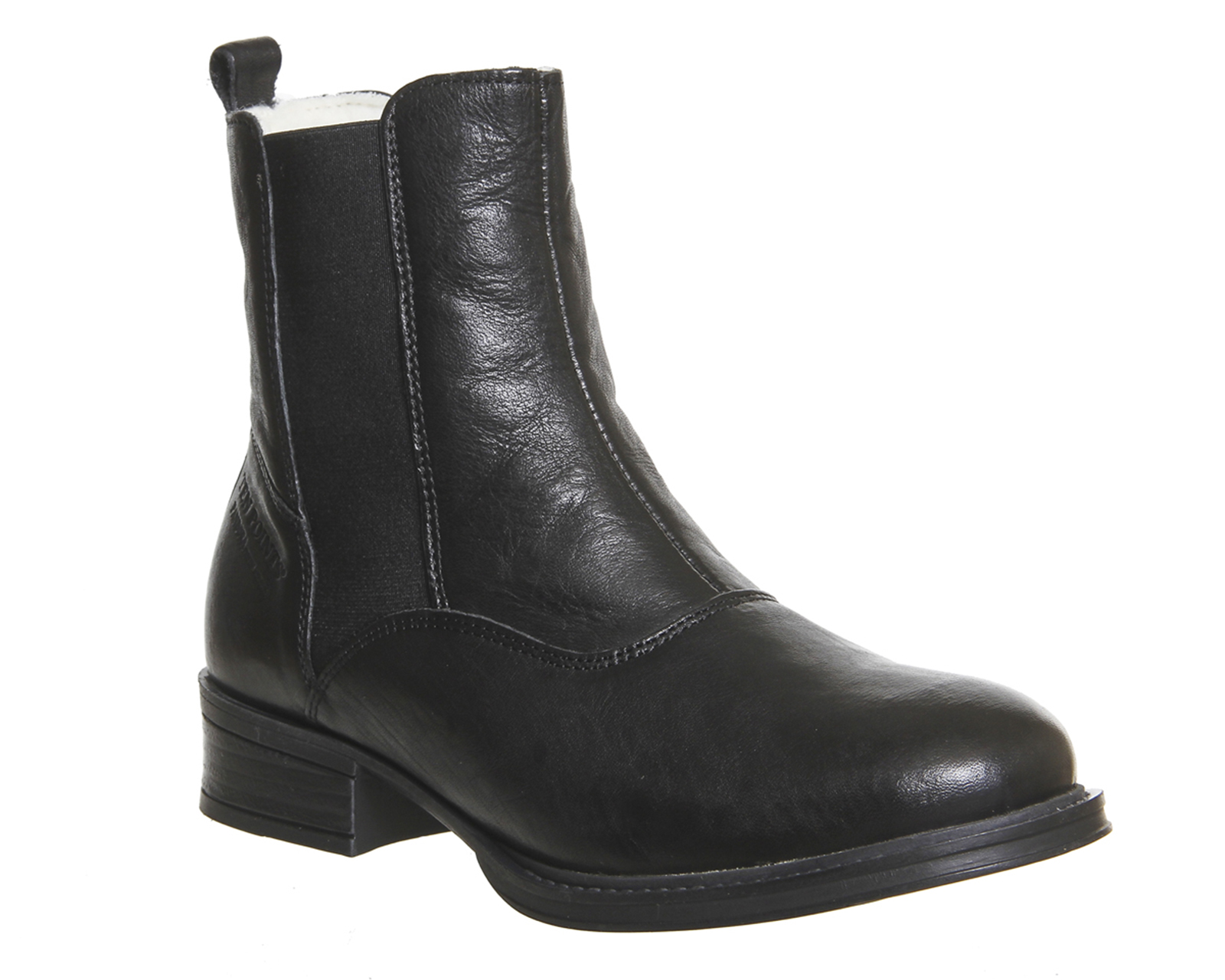 Original Joules Women39s Westbourne Leather Chelsea Boots  Black V