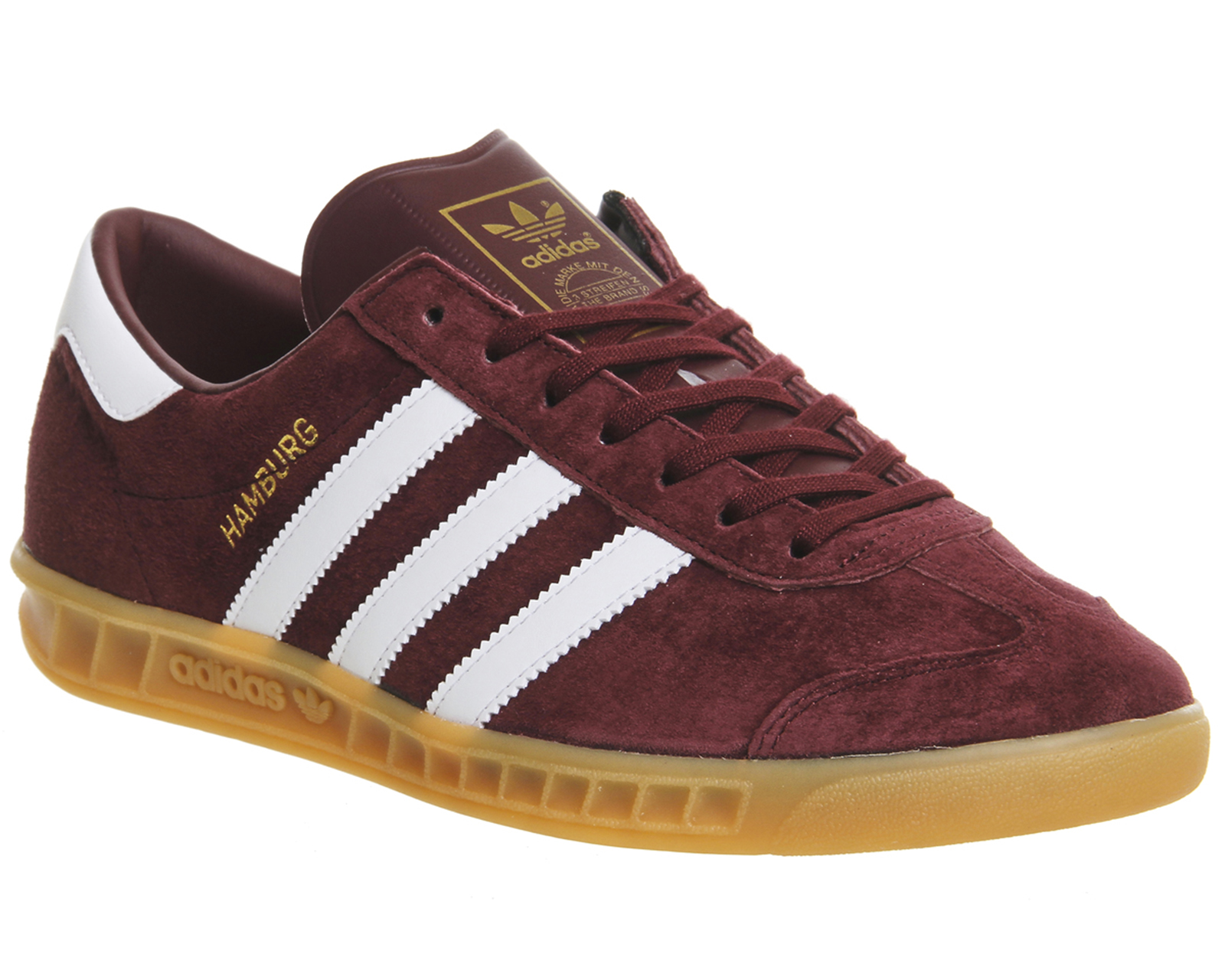 adidas gazelle mens claret and blue nz