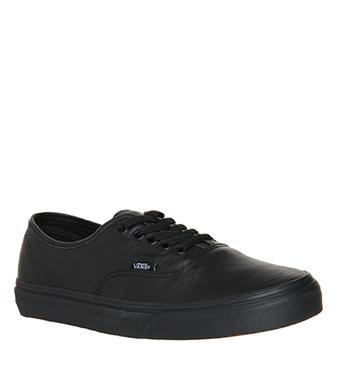 d116700ce4f2 girls black leather vans sale   OFF60% Discounts