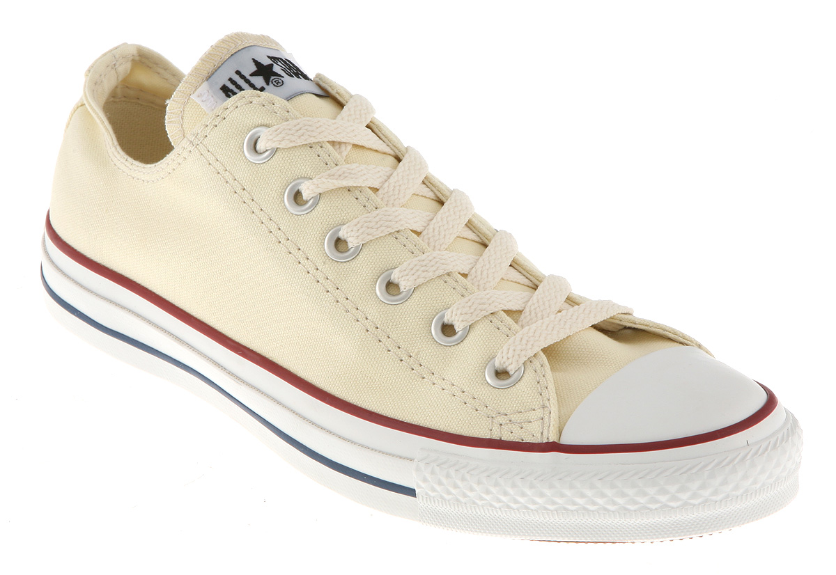 Image is loading Sports-Converse-All-Star-Ox-Low-Ecru-Canvas 7deb078a1