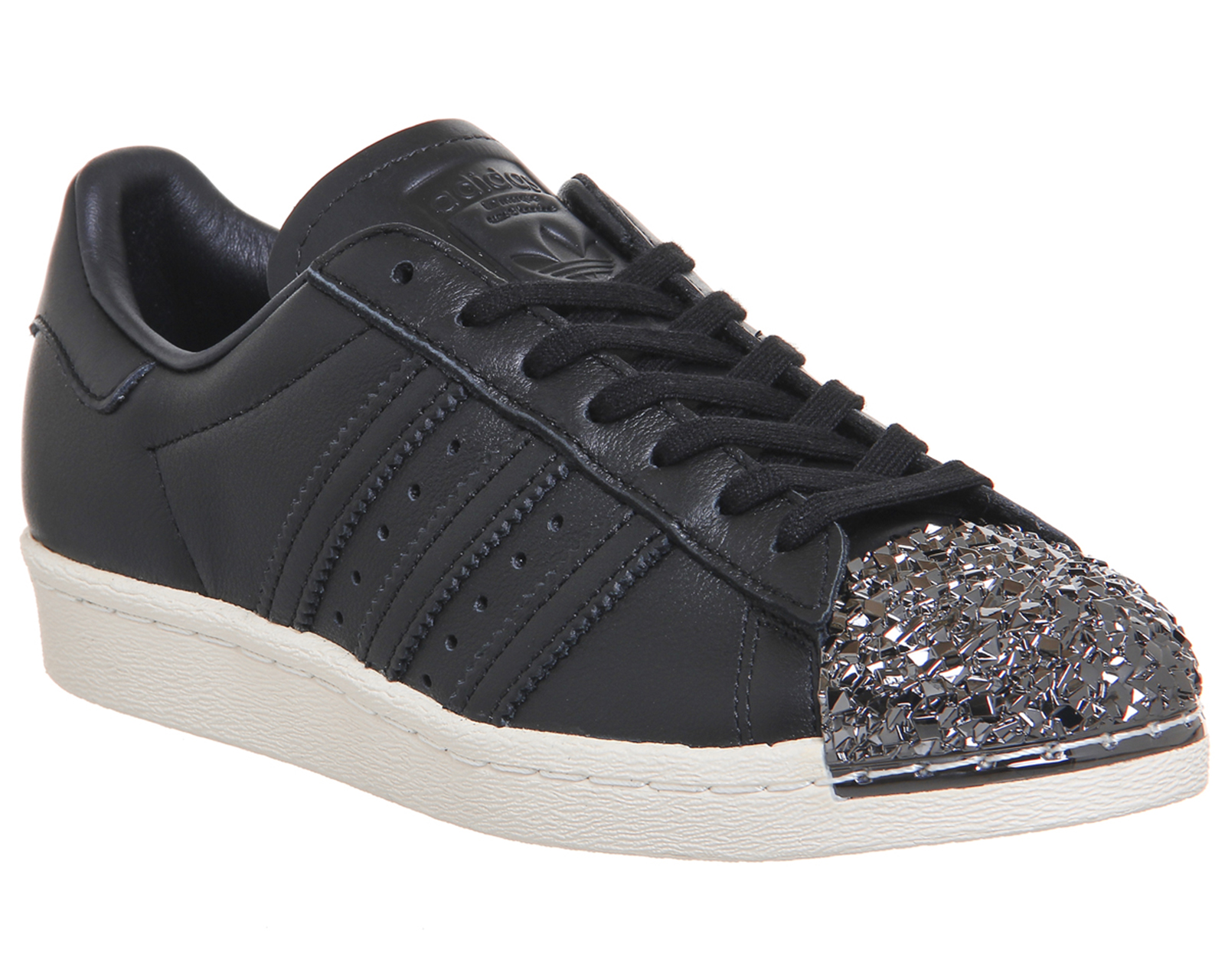 adidas superstar 80s metal toe zwart