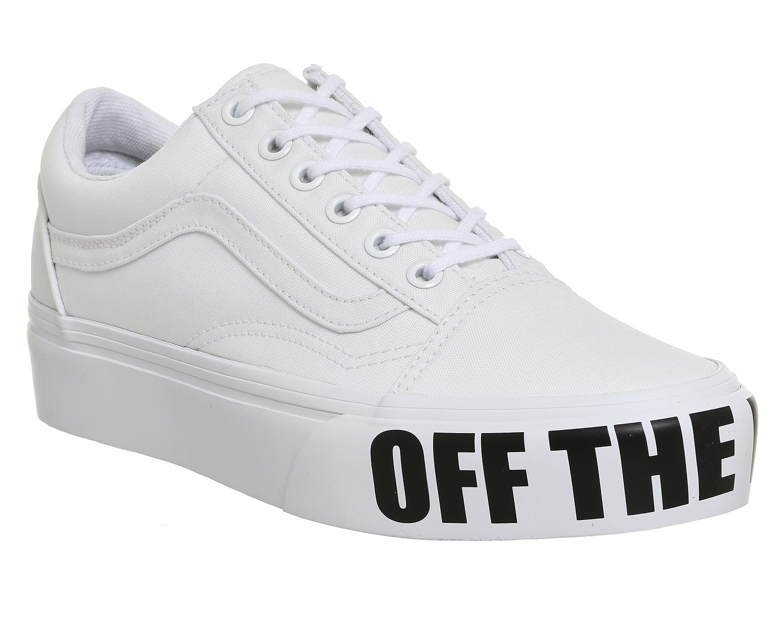 vans platform sneakers south africa