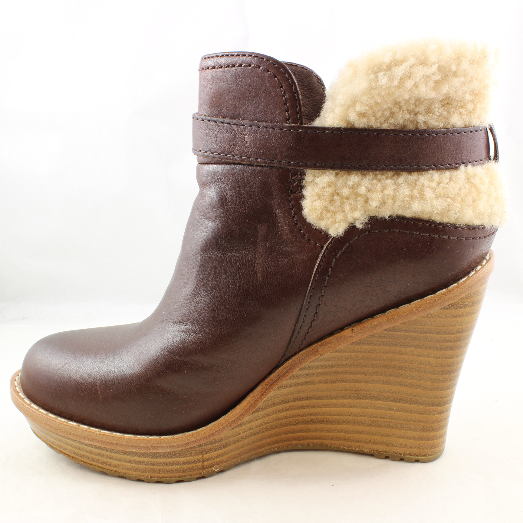 ugg wedge ankle boots uk