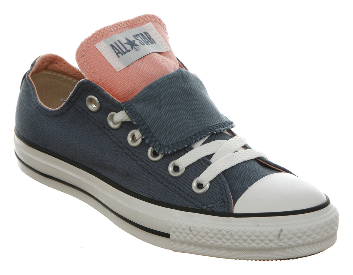converse all star double tongue