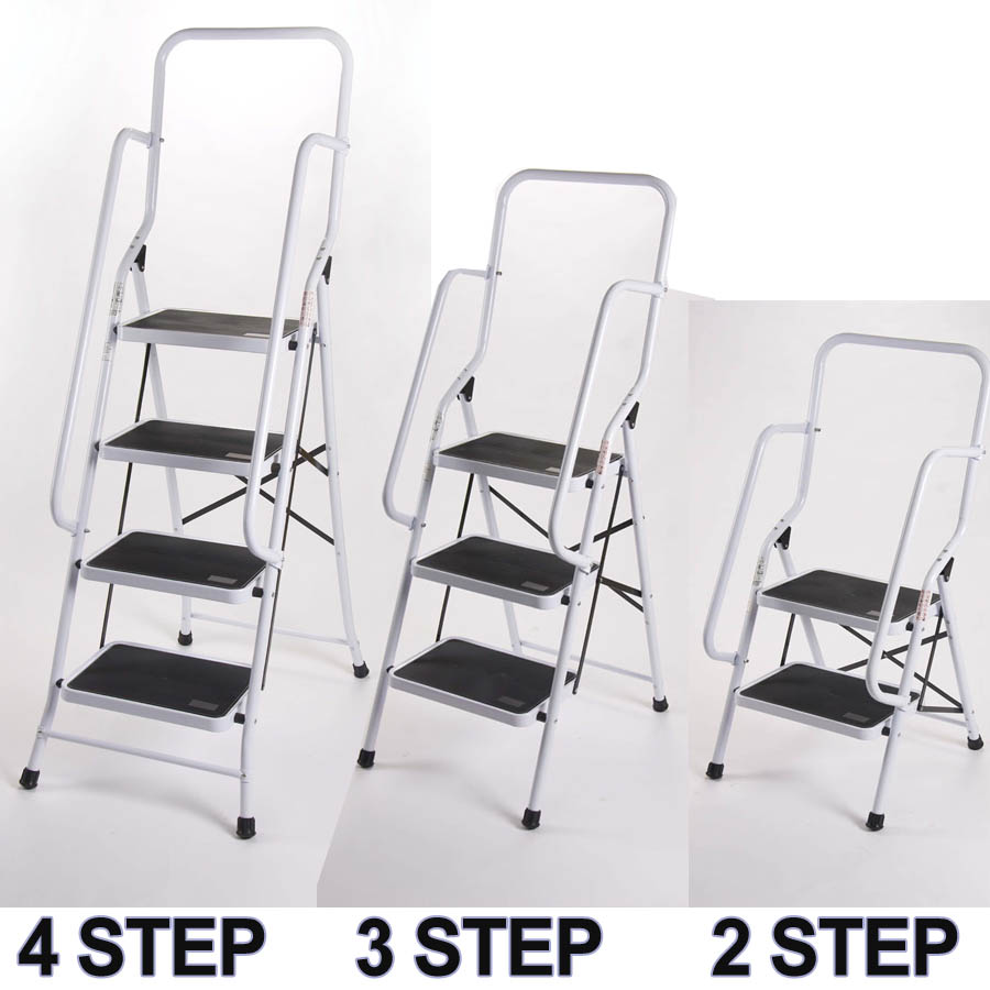 2 Step Ladder Ladders Mince His Words