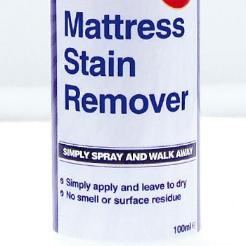 mattress stain remover organic cleaner spray 100ml ebay. Black Bedroom Furniture Sets. Home Design Ideas