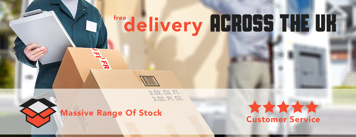 Free Delivery Accross The UK