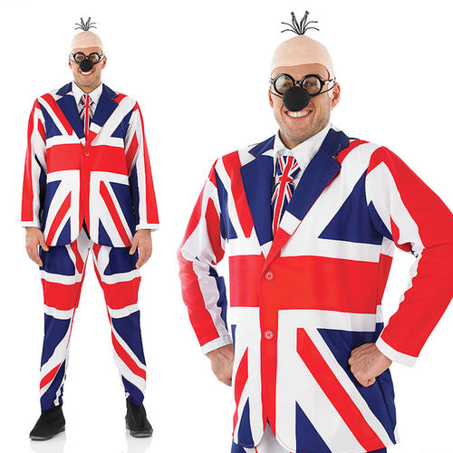 Collection of Union Jack Halloween Costume - Best Fashion ...