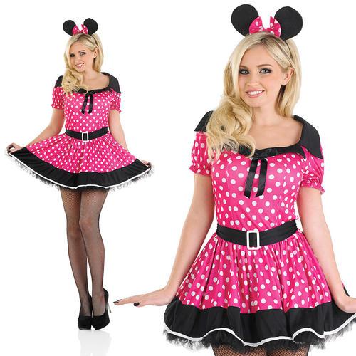 Luxury Womens Long Alice In Wonderland Costume
