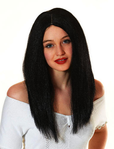 Long-Black-Wig-Mortisha-Adams-Family-Witch-Gothic-Halloween-Fancy-Dress