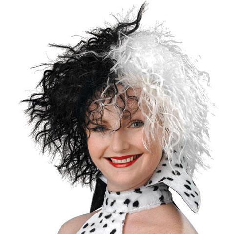 Cruella-De-Ville-Wig-101-Dalmations-Halloween-Fancy-Dress