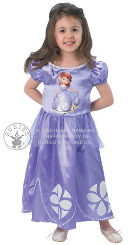 Official-Disney-Princess-Fancy-Dress-Costume-Girls-Outfit-Childrens-Childs-Kids