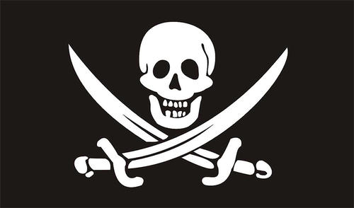 5-x-3-Pirate-Skull-Themed-Flags-With-2-Metal-Eyelets-Party-Halloween-Decs