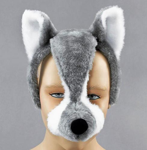 Animal Mask On Headband Zoo Safari Nativity Book Week