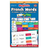 Childrens Learn French Words Magnetic Board by Fiesta Crafts 5-11 Yrs