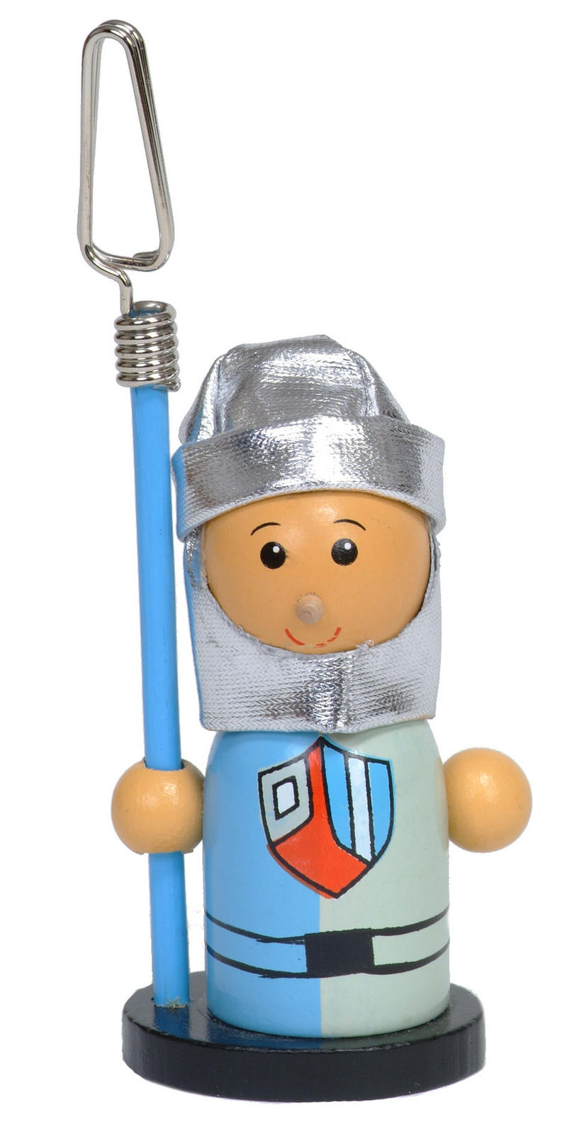 Royal Knight Photo Memo Picture Puppet Holder by Fiesta Crafts