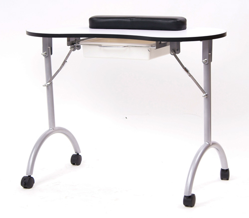 manicure table portable nail technician workstation new ebay