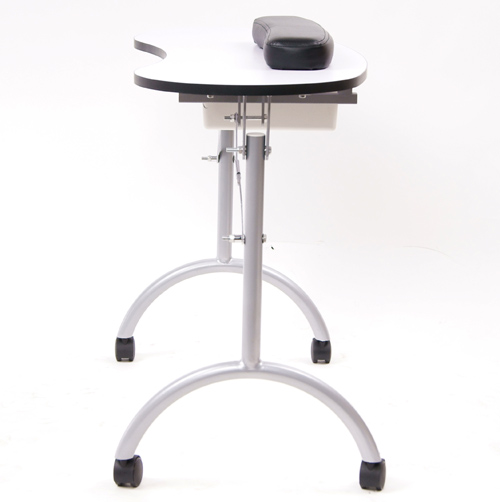 Manicure table portable nail technician workstation new ebay for Mobile manicure table