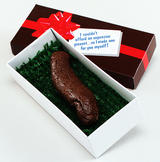 Fake Dog Human Poo In Gift Box Joke Present