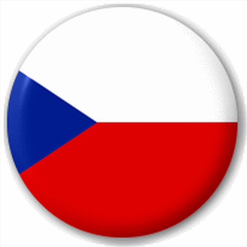 Bilderesultat for tsjekkoslovakia flag circle