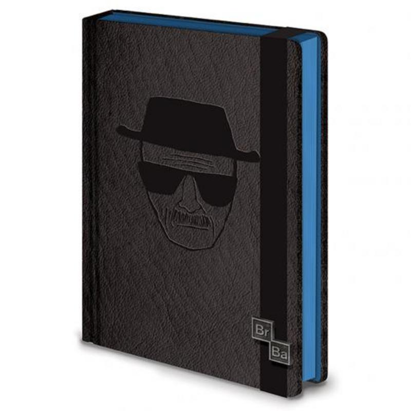 Breaking Bad Premium A5 Notebook